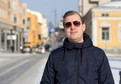 Staffan bloggar om psykisk ohälsa